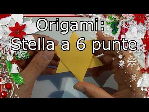 Stella Di Natale A 6 Punte.Best 31 Stella Di Natale Carta Christmas Star In Woodworking Projects