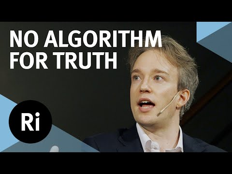There is No Algorithm for Truth - with Tom Scott