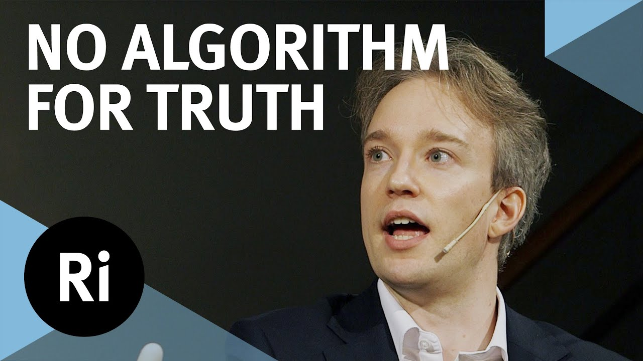 Download There is No Algorithm for Truth - with Tom Scott