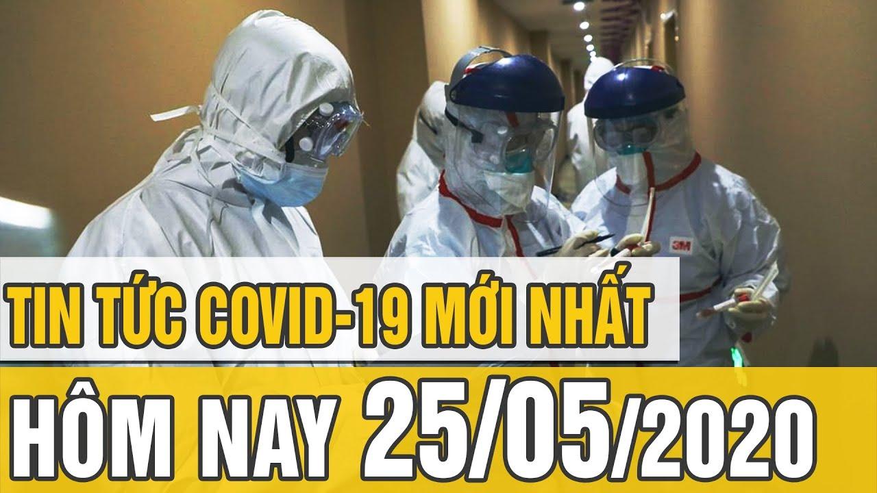 Brazil: Số ca nhiễm tăng mạnh, chỉ sau Mỹ | Tin tức dịch Covid 19 mới nhất 25/5/2020 | FBNC