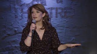 Shappi Khorsandi Comedian Showreel