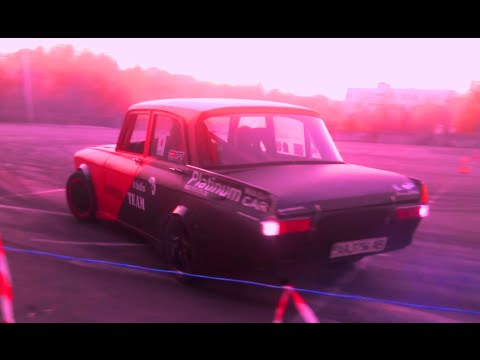 Drift moskvich 412 part 1