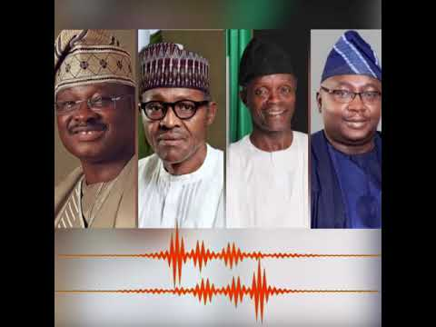 APC Jingle Chastises 'Proud' Ajimobi… Begs Oyo People For Forgiveness