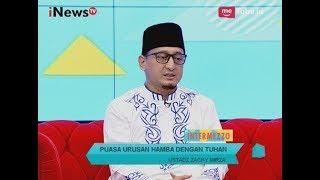 Tidak Boleh Puasa Sunnah Sebelum Bayar Hutang Puasa Ramadhan Part 05 - Intermezzo 29/06 2017 Video