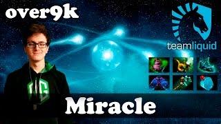 Miracle 9000 MMR Wisp Dota 2