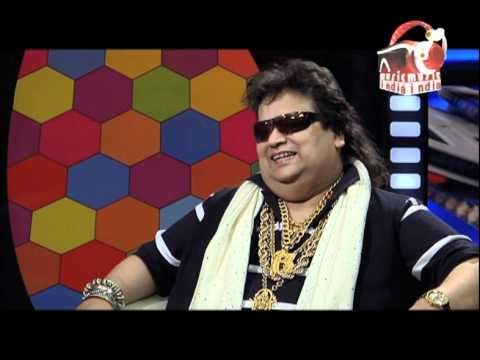 Bappi Lahiri talks about his gold necklaces and each of their significance