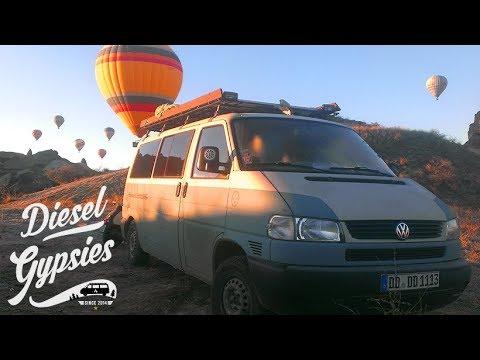 Diesel Gypsies - 40.000 km, 22 countries, 2 years living in a van to explore the world