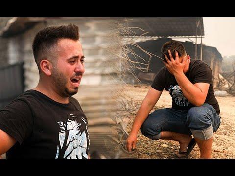 Bu Acıya Yürek Dayanmaz! 'İkisi de Yanarak Can Vermiş'