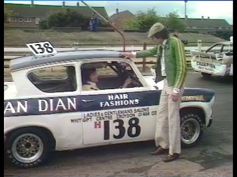 1970s Hot Rod Racing | Hot Rod | 1970s Racing Cars | Drive In | 1976