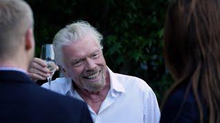 Richard Branson Centre of Entrepreneurship Launch South Africa