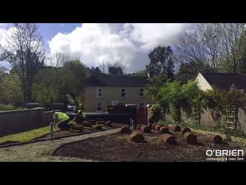 Roll Out lawn | Garden Design | O'Brien landscaping and Lawn Care | Leap