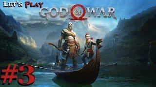 God of War (2018) PS4 - Part 3 - God Brawl