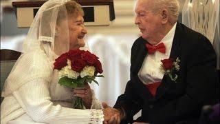 Американский свекор женится в 80 лет! Подарки на свадьбу.