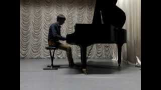 River flows in you(сумерки на пианино)