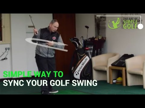 Golf Swing Sequence – Simple Way To Sync Your Backswing