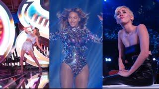 2014 MTV VMA Top OMG Moments! (Taylor Swift, Miley Cyrus & Beyonce)