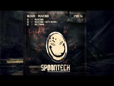Vazard - Musicbox (Gatty Remix) [SPOON 016]