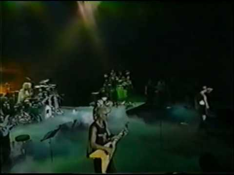 Scorpions - Rhythm of love (Acoustic)/Drum Solo - Live In South Korea, 2001 (TV)