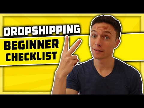 What You Need to Start Dropshipping (Beginner Checklist) ? thumbnail