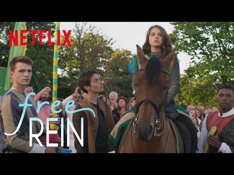Maiden of the Isle | Free Rein | Netflix Futures from YouTube · Duration:  4 minutes 6 seconds
