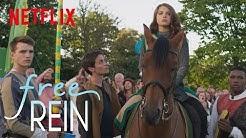 Maiden of the Isle | Free Rein | Netflix