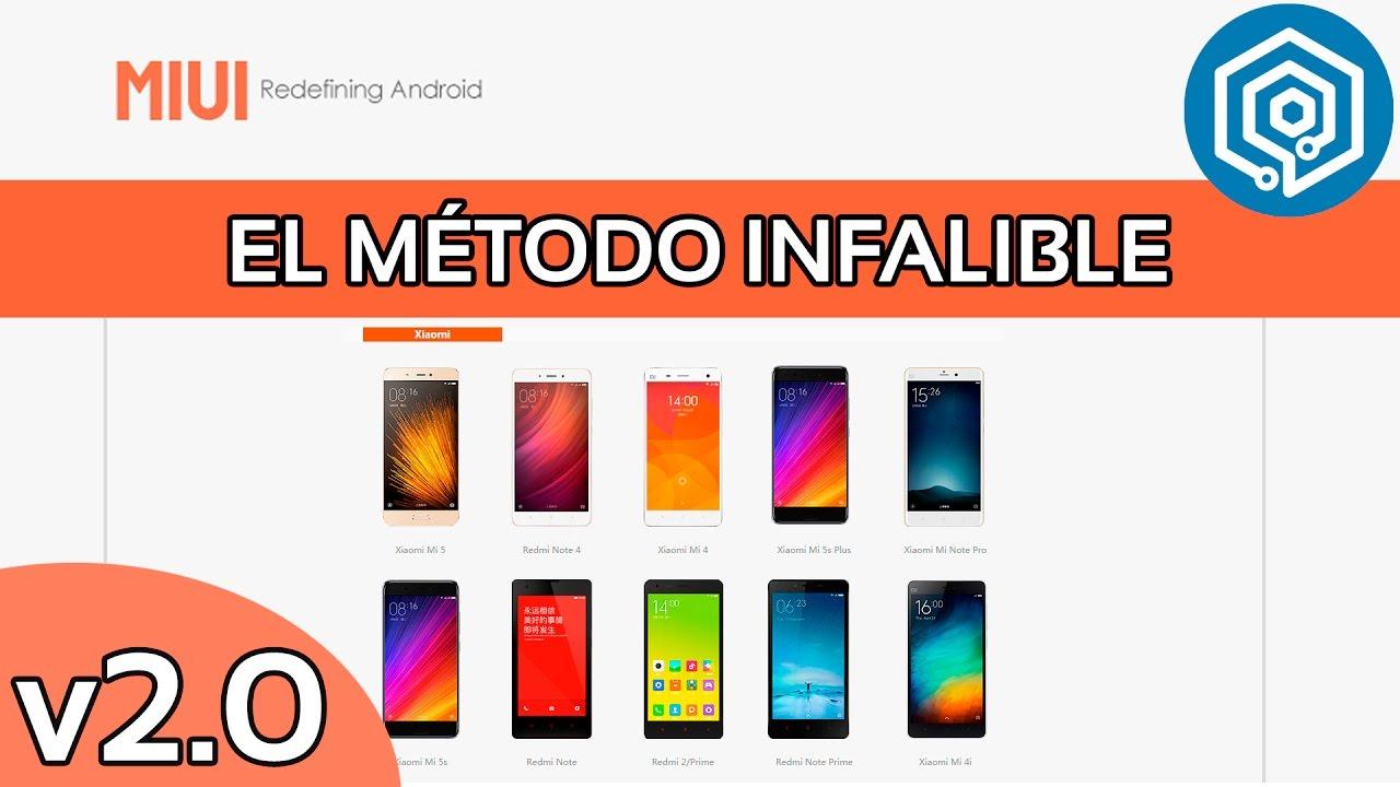 Como instalar la ROM en Español en cualquier Xiaomi [Método 2]