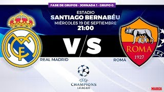 REAL MADRID VS ROMA 3-0 | CHAMPIONS LEAGUE 2018-2019 | MI OPINIÓN