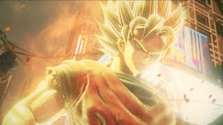 JUMP FORCE - E3 Announcement Trailer | XB1, PS4, PC