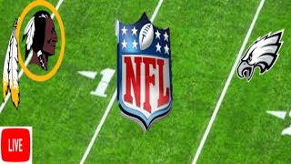 NFL Live | Washington Redskins vs. Philadelphia Eagles Live Reaction | NFL MNF | 2018 NFL Week 13