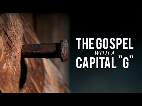 "Dr. Jack Bachman: The Gospel With A Capital ""G"""