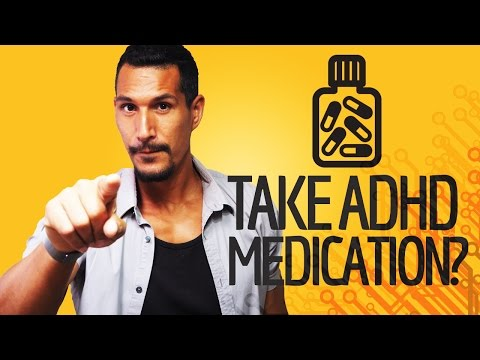 Should You Take ADHD Medication?