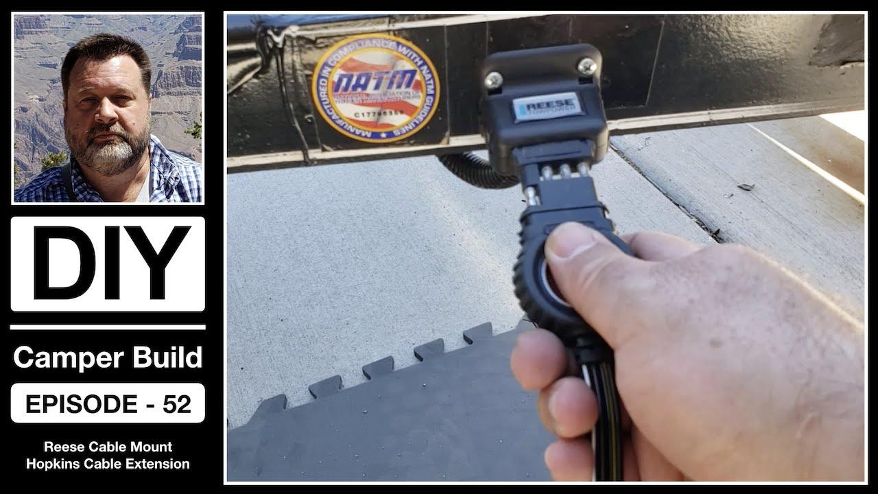 Reese Towpower 78096 Universal 4-Way Flat Mounting Bracket
