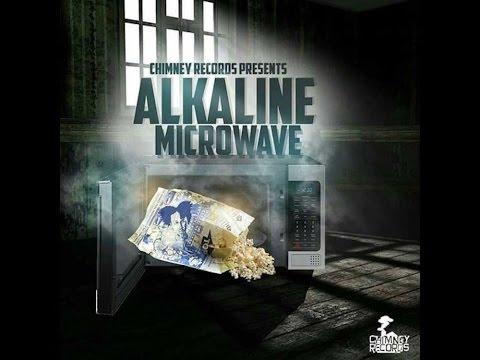 Alkaline - Microwave Riddim Instrumental [Remake] [Jan 2017]