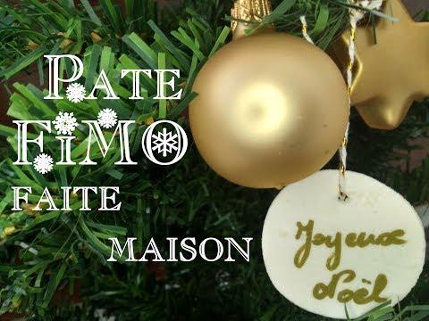 DIY [Noël 2017] : Décoration Personnalisée En Pâte Fimo Maison