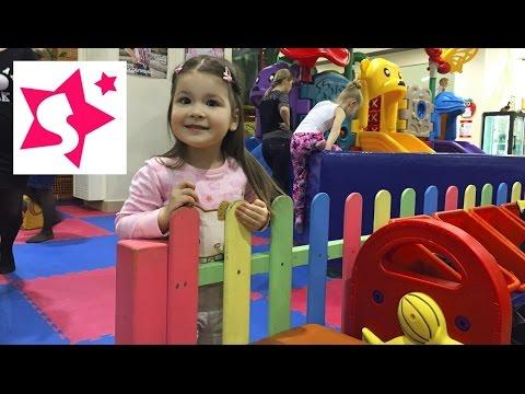 VLOG. Детский развлекательный центр, лабиринт. Сhildren's entertainment center, maze
