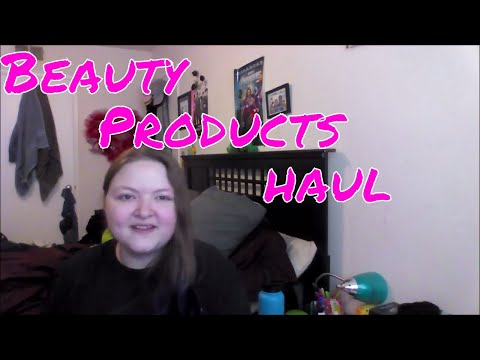 Beauty Products Haul!
