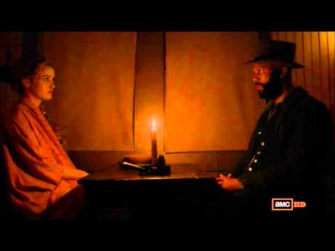 Download Elam & Lily Have A Talk - Hell On Wheels