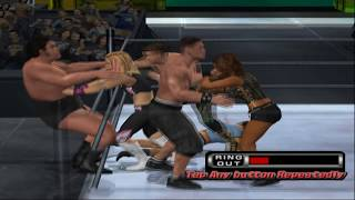 Intergender Royal Rumble #1