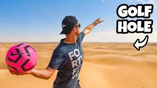 RANDOM SPORTS GOLF in the DESERT!
