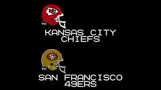 Super Bowl 54 According to Tecmo...who will win Joe Montana's heart?