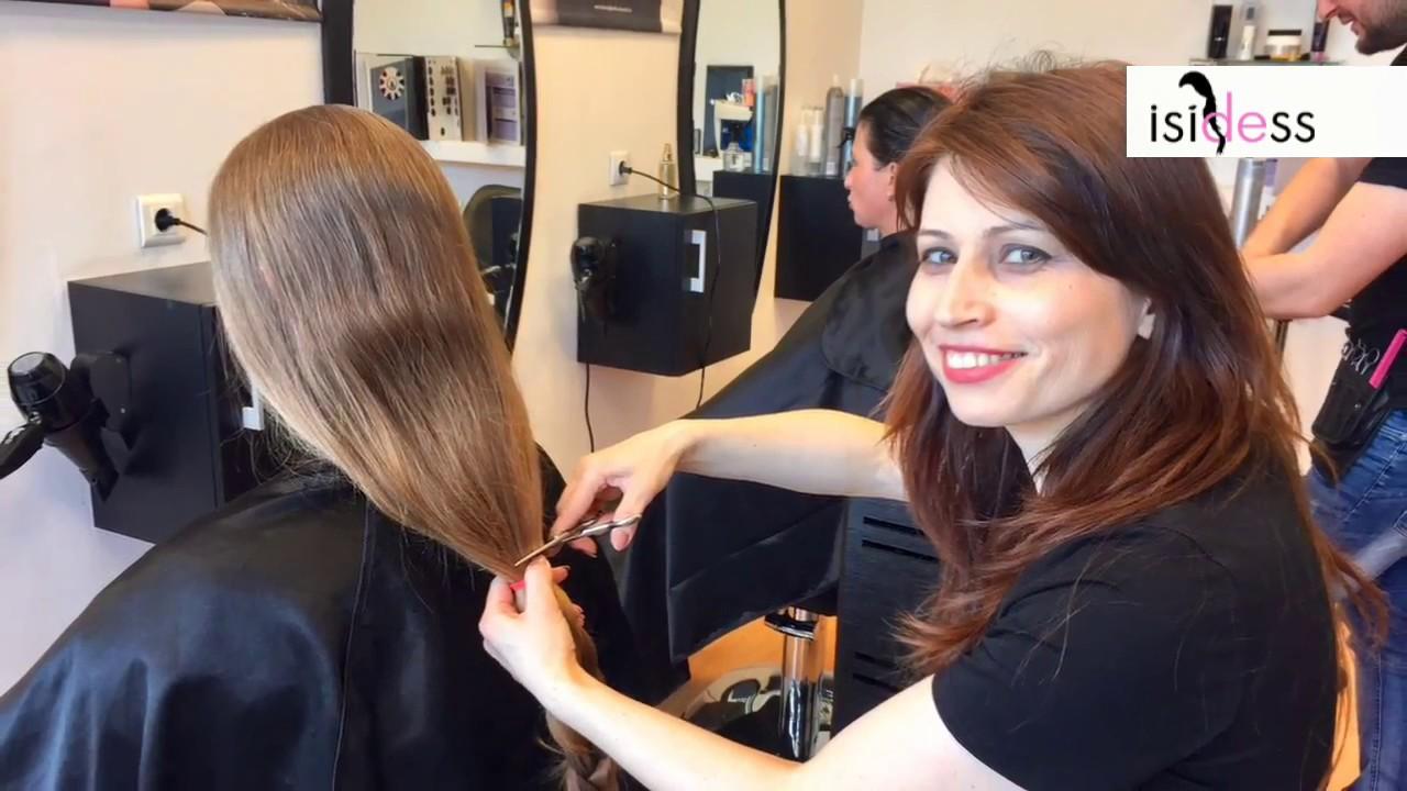 Taglio capelli - cambio look - YouTube