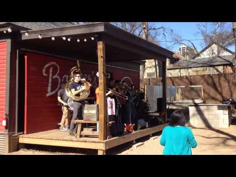 Sunday Brunch at Bangers - Austin -TX