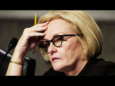 LEAKED: Sen. Claire McCaskill's Weak Reasoning for Hesitating To Help Block Gorsuch Confirmation