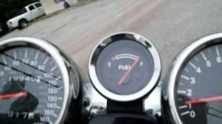 Suzuki GSX 1100 Sport Cruiser 0 to 100 mph in 7 seconds
