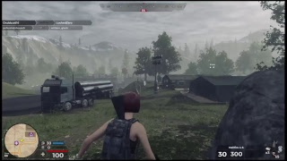 Battle royale H1Z1