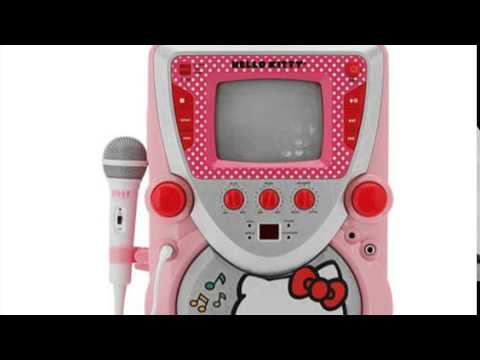 hello kitty karaoke toys r us
