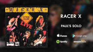 """Official audio for """"Paul's Solo"""" from the album Extreme Volume (Liv..."""