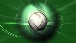 Free Stock Video Download - Spinning Baseball - Free Stock Footage