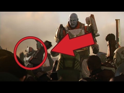 Destiny 2 Full Reveal Trailer THEORIES, Analysis and Hidden Details