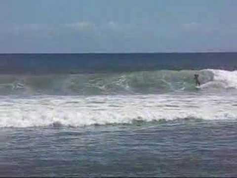 Surfing Davidson